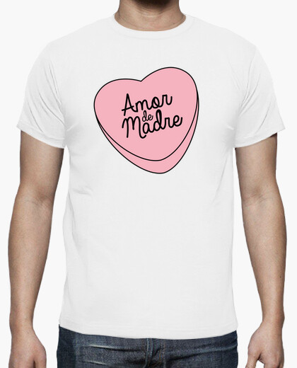 Camiseta Amor de Madre