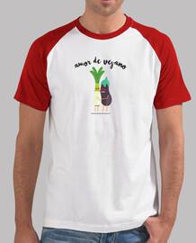 Camiseta Amor de vegano