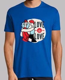Camiseta Amor es amor