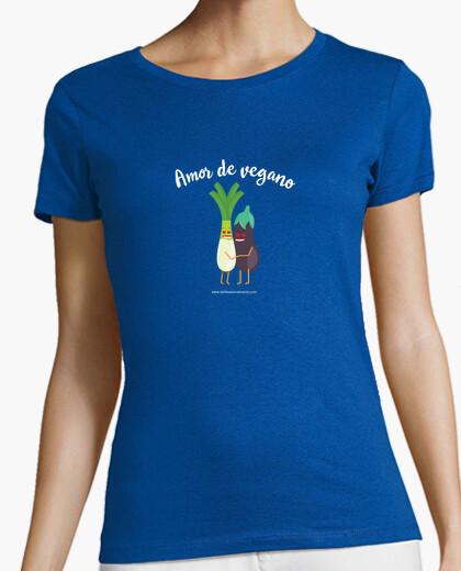 Camiseta Amor Vegano