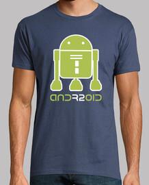 Camiseta ANDR2OID