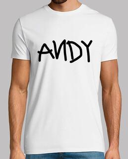 Camiseta Andy