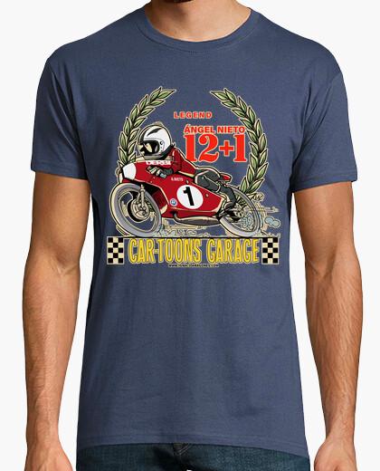 Camiseta ÁNGEL NIETO 12+1
