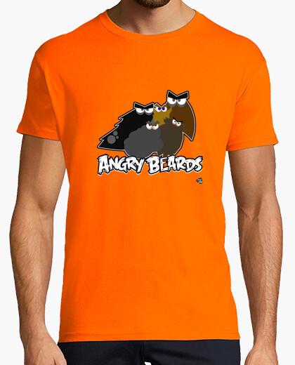 Camiseta Angry beards