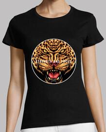Camiseta Animales Leopardo