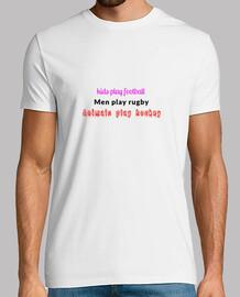 Camiseta Animals play hockey