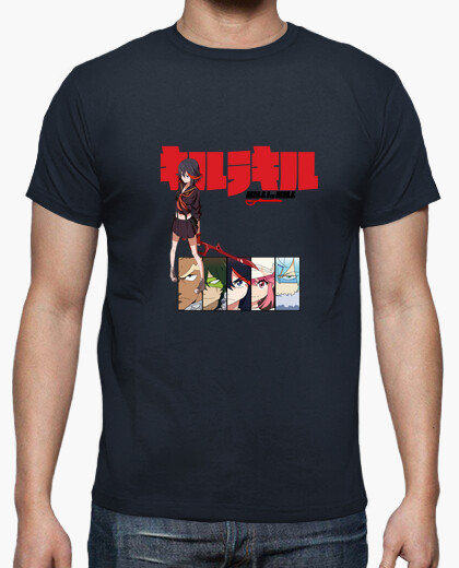 Camiseta Anime Kill la Kill