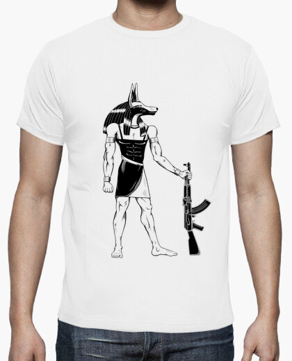 Camiseta anubis reloaded