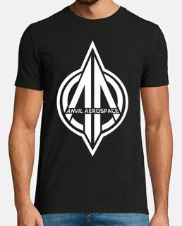 Camiseta Anvil Aerospace