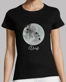 Camiseta Aries horóscopo