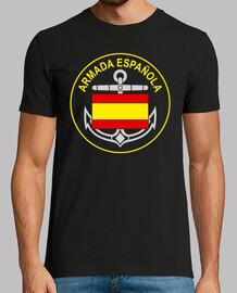 Camiseta Armada Española mod.20