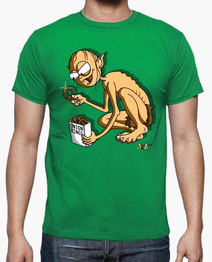 Camiseta Aros de cebolla - Chico