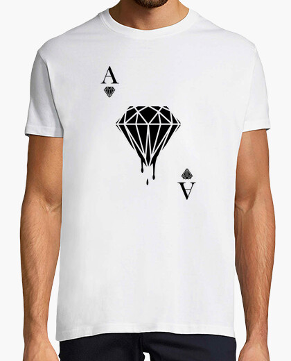 Camiseta AS de Diamantes
