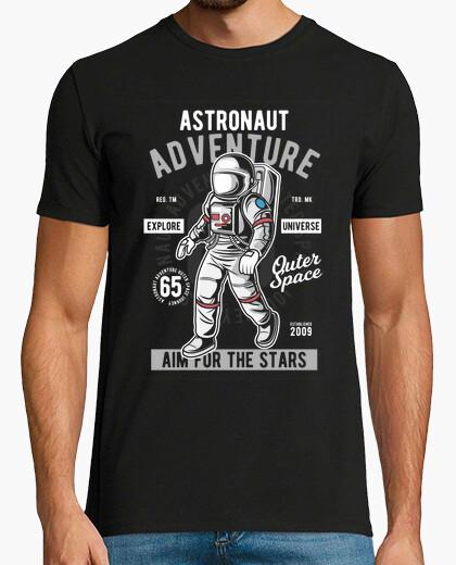 Camiseta Astronaut Adventure