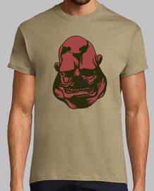 Camiseta ataque a los titanes garnet style