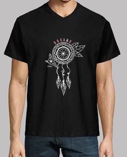 Camiseta Atrapasueños Negra