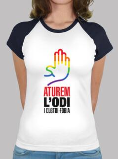 Camiseta Aturem Odi