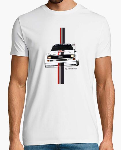 Camiseta Audi Quattro
