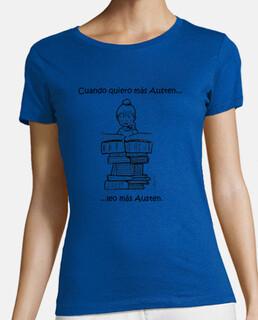 Camiseta Austen básica - Basic Janeite T-Shirt