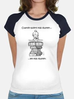 Camiseta Austen Béisbol - Baseball Janeite T-Shirt