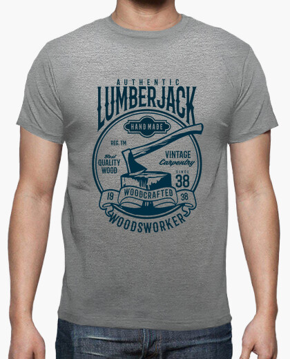 Camiseta Authentic Lumberjack