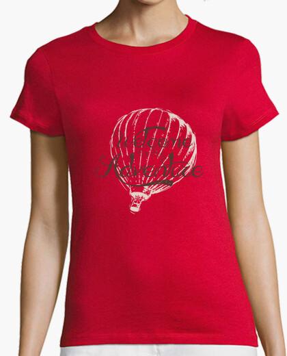 Camiseta Aventuras