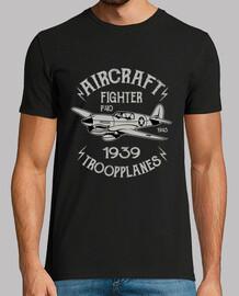 Camiseta Avión Vintage