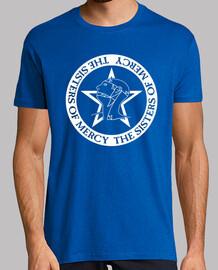 Camiseta azul Sister of Merci