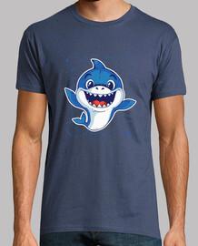 Camiseta Baby Shark