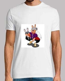 Camiseta Bad Bunny