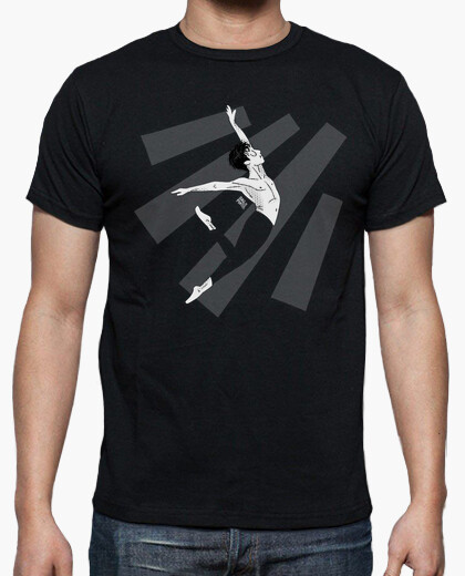 Camiseta Bailarin de ballet