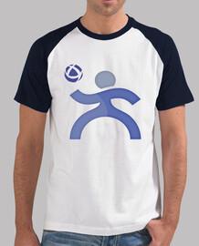 Camiseta balonmano chico Diseño 4