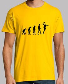 Camiseta balonmano chico Diseño 6