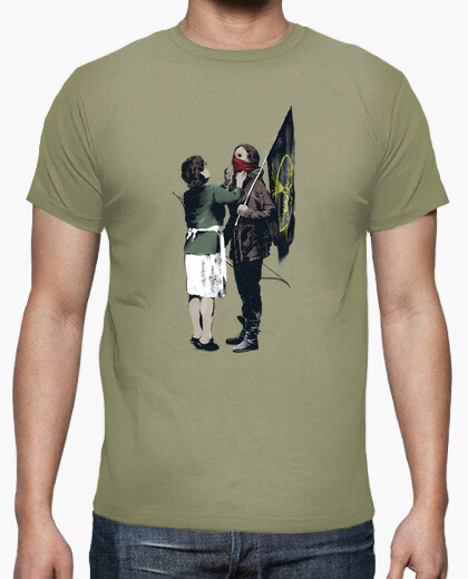 Camiseta Banksy Games