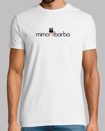 Camiseta barba - Mimomibarba