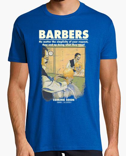 Camiseta Barber Shop chico
