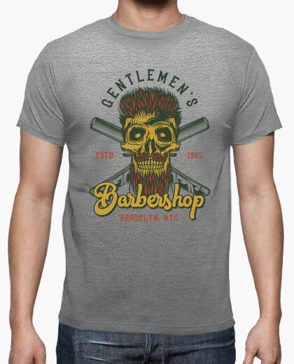 Camiseta Barbershop Brooklyn