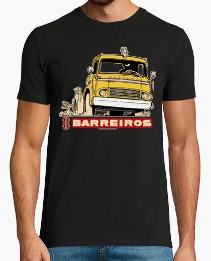Camiseta BARREIROS SAETA AMARILLO