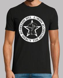 Camiseta basica negra Sister of Merci