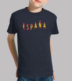 Camiseta Basket España