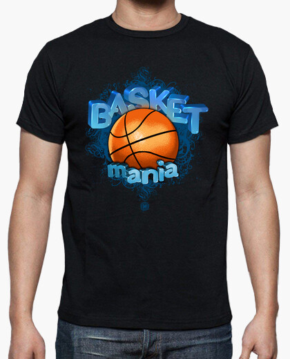 Camiseta Basketmania