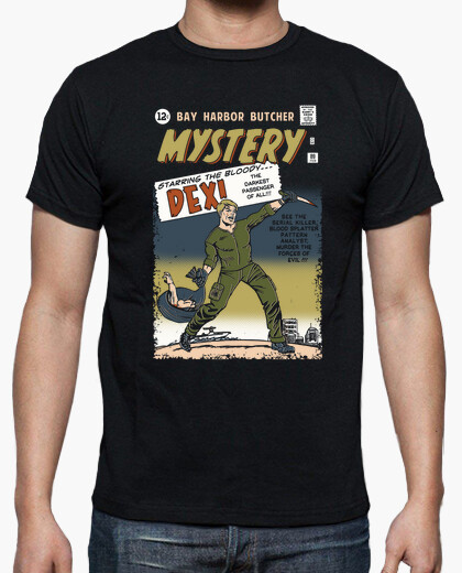 Camiseta Bay Butcher Mystery
