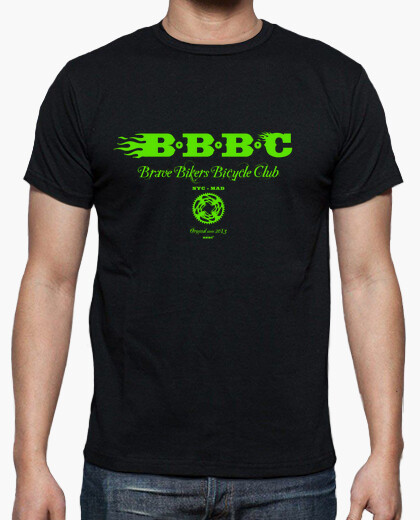 Camiseta BBBC - MAD-NYC Man