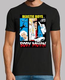 Camiseta Beastie Boys.