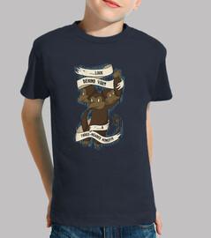 camiseta bebé monkey island