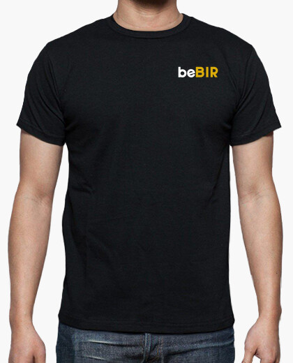 Camiseta beBIR Logo Text