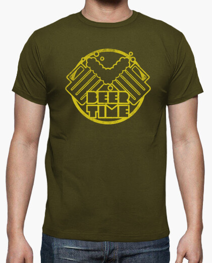 Camiseta Beer time