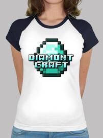 Camiseta Beisbol Chica