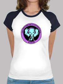 Camiseta Beisbol Chica - Radio Proteccion Naturaleza