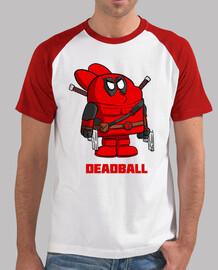 Camiseta béisbol Deadball